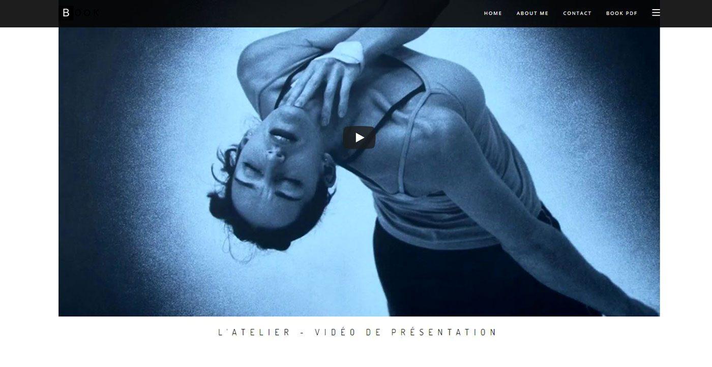 Création de site internet Monaco - Ballets de Monte Carlo