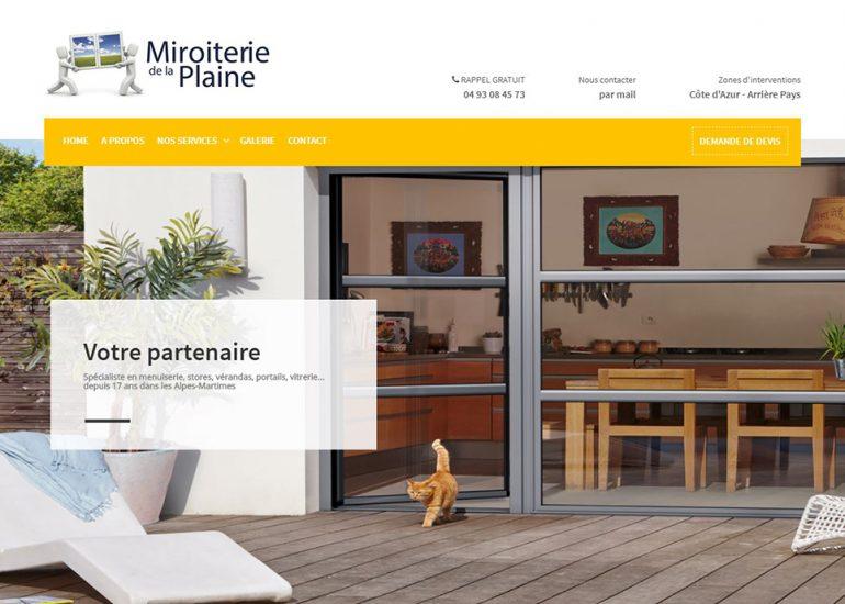 Création de site internet Côte d'Azur